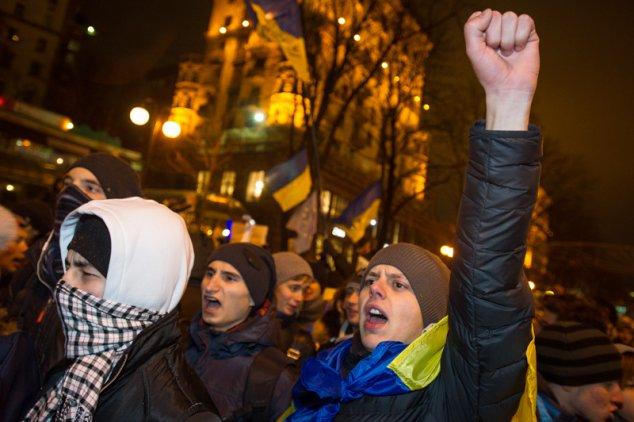 «Герою» Майдана не повезло — в Люберцах узнали и назначили «козлом отп