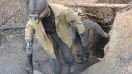 На Донбассе набирает обороты незаконная добыча угля | Экономика | Дело