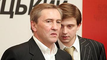 Команда Черновецкого собрала «десятину» | Политика | Дело