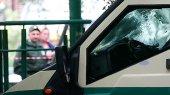 В центре Киева опять ограбили инкассаторов