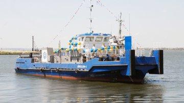 «НИБУЛОН» заложил основу собственного флота | Компании | Дело
