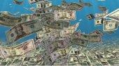 В августе в Украину поступило на $1,7 млрд. больше, чем было выведено из страны