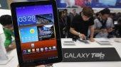 Samsung вынудили убрать с выставки планшетник Galaxy Tab 7.7