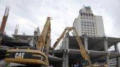 Как сорят деньгами на Евро-2012: за демонтаж недостроя переплатили $1 млн.