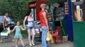 КГГА: Снесенные в Гидропарке киоски были установлены незаконно