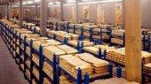 В сентябре Нацбанк купил более 60 килограммов золота