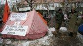 """""""Чернобыльцы"""" грозят сорвать Евро-2012"""