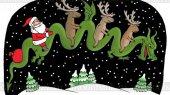 Сколько стоит Дед Мороз в компании с Драконом