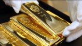 Стоимость золота упала до минимума за последние полгода