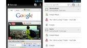 Браузер Chrome вышел на Android