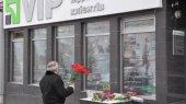 """Как милиция """"спешила"""" на помощь при нападении на VIP-отделение ПриватБанка в Донецке (АУДИО)"""