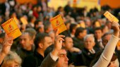 Как партия Ющенко отбивается от бывших однопартийцев, требующих зарплату