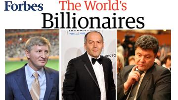 Рейтинг Forbes: Порошенко попал в список самых богатых людей мира | Экономика | Дело