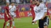 Германия победила Португалию в матче Евро-2012 во Львове со счетом 1:0