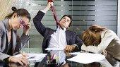 Как украинцы снимают рабочий стресс
