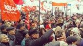 Сторонники оппозиции будут ночевать под ЦИКом