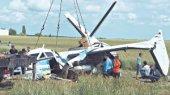 В аварии самолета под Киевом виноваты метеорологи