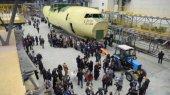 Деловые итоги дня: В Украине построили новый военно-транспортный самолет АН-70