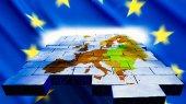Экономика еврозоны упала до трехлетнего минимума