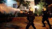 Полиция применила слезоточивый газ для разгона митингующих в Анкаре