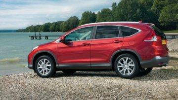 Honda CR-V: городской житель IV поколения | Тест-драйвы | Дело