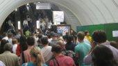 """В метро будут ремонтировать эскалатор между станциями """"Дворец спорта"""" и """"Площадь Льва Толстого"""""""