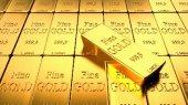 Цены на золото упали до 3-летнего минимума