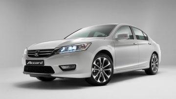 Тест-драйв Honda Аccord: глобальное преображение | Тест-драйвы | Дело