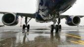 Ан-148 с поломанным шасси приземлился в Пулково, пострадавших нет