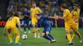 Шансы сборной Украины на выход в финал Чемпионата мира 2014 года выросли почти в три раза
