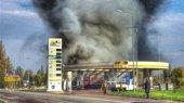 В результате взрыва на заправке в Переяслав-Хмельницком погибло пять человек