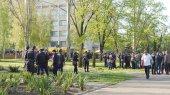 Силовики на несколько часов освободили Мариупольский горсовет