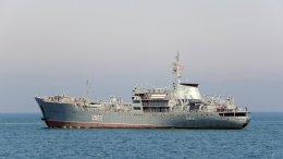 На материковую часть Украины прибыли суда ВМС Украины из Крыма — Минобороны | Регионы | Дело