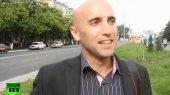 Украинские силовики отпустили британского журналиста Russia Today