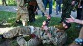 За сутки в ходе АТО в Донецке погибли 36 человек и 31 ранен — облгосадминистрация