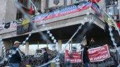 В центре Донецка идет перестрелка