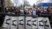 Более половины украинцев считают войну на Донбассе заказом российских спецслужб — соцопрос