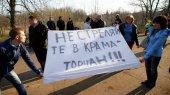 Украинские и российские правозащитники собираются вместе отправиться на Донбасс