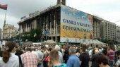 Кличко пообещал присягнуть на верность киевлянам на следующем вече