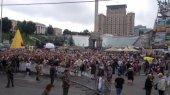 """На Майдане вводят """"сухой закон"""" и требуют от Кабмина отчет за 100 дней работы"""