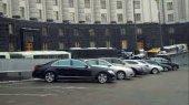 Аукцион по продаже автомобилей Кабмина провалился