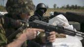 Украинские военные отбили нападение террористов в Артемовске