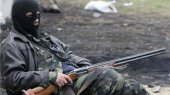 Боевики в Донецке захватили инкассаторские машины Пивденкомбанка