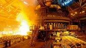 Кременчугский стальзавод за полгода уменьшил производство на 35%
