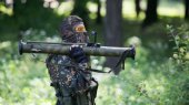 В Луганской области ранены восемь пограничников
