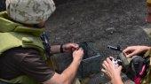 Силы АТО обезвредили взрывные устройства в жилых домах центра Славянска