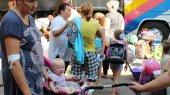Из района проведения АТО в другие регионы Украины переселилось более 40 тыс человек