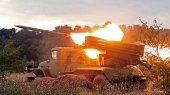 """В Луганске боевики продолжают стрелять по жилым домам из """"Града"""""""