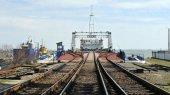 """Поезд """"Симферополь-Москва"""" не будет переправляться через Керченскую переправу"""