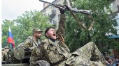 За сутки силы АТО 27 раз вступали в бой с террористами — СНБО